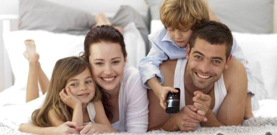 Foto Familia Feliz